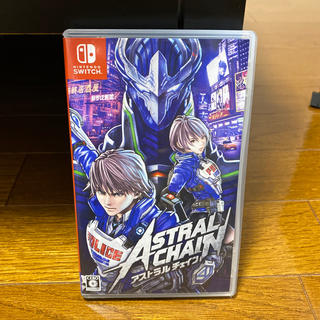 Nintendo Switch - ASTRAL CHAIN(アストラルチェイン) Switch