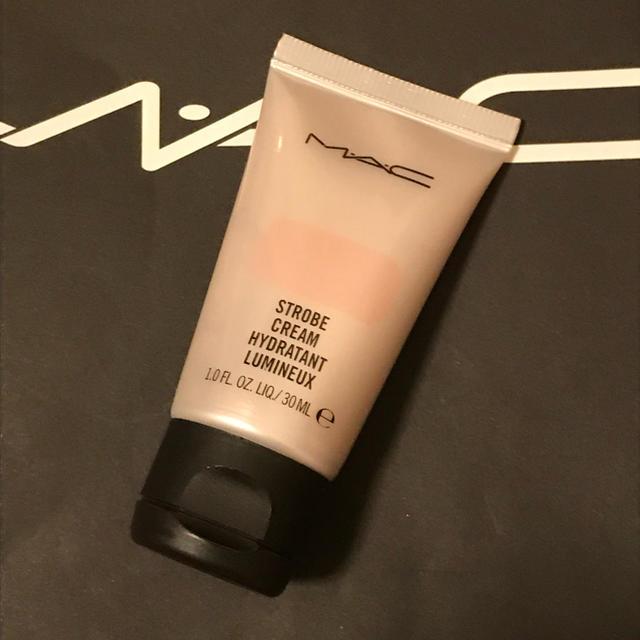 MAC(マック)の新品MACストロボクリーム30mlピンクライト マック下地 コスメ/美容のベースメイク/化粧品(化粧下地)の商品写真