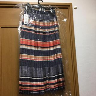 GRACE CONTINENTAL - 【新品タグ付き】グレースコンチネンタル・diagram プリーツスカート
