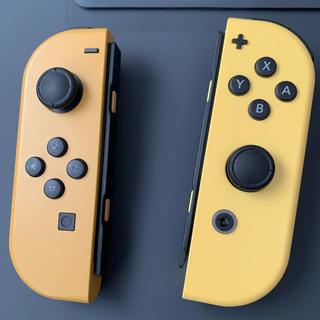 Nintendo Switch - ジョイコン  ピカチュウ・イーブイ 限定版付属品
