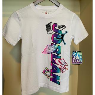 NIKE - Air Jordan キッズ用 ステッカー付き Tシャツ