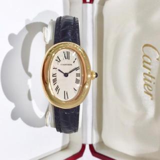 Cartier - 美品✨ カルティエ Cartier ベニュワールSM  k18yg  腕時計