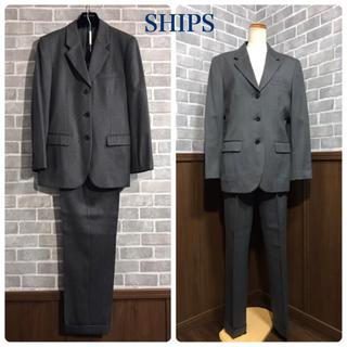 シップス(SHIPS)のSHIPS パンツスーツ 美品(スーツ)