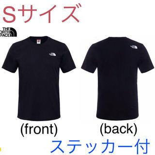 THE NORTH FACE - 【処分価格】最新 ノースフェイス Tシャツ Sサイズ  新品(ステッカー付)