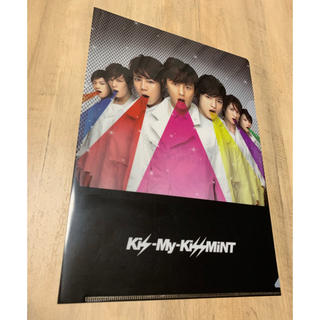 Kis-My-Ft2 - Kis-My-Ft2 クリアファイル