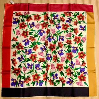 フェラガモ(Ferragamo)のフェラガモ  シルクスカーフ 新品(バンダナ/スカーフ)