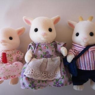 EPOCH - シルバニアファミリー ヤギの親子 人形