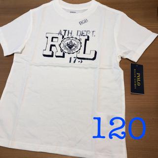 POLO RALPH LAUREN - ポロ ラルフローレン キッズ 半袖Tシャツ 120