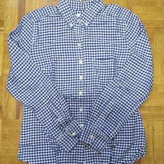ギャップ(GAP)のチェックシャツ(シャツ/ブラウス(長袖/七分))