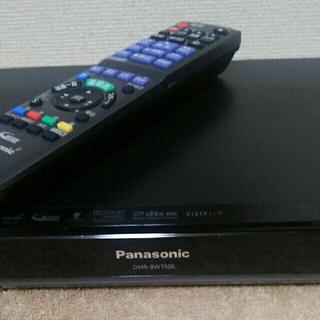 Panasonic - 【Panasonic 】完動品 ブルーレイレコーダー Blu-rayレコーダー