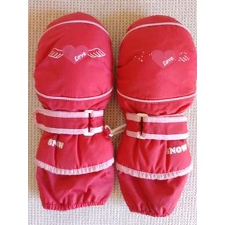 スキー スノーボード 手袋 4-5才(手袋)