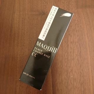 MAQuillAGE - MAQuillAGE ピーチチェンジベースCC