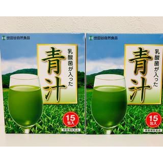 世田谷自然食品 乳酸菌が入った青汁(青汁/ケール加工食品)