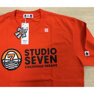 GU - GU × スタジオセブンコラボ ヘビーウエイト BIG Tを 2枚 setで