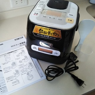 アイリスオーヤマ - アイリスオーヤマRC-IA30 銘柄量り炊き 炊飯器三合炊き