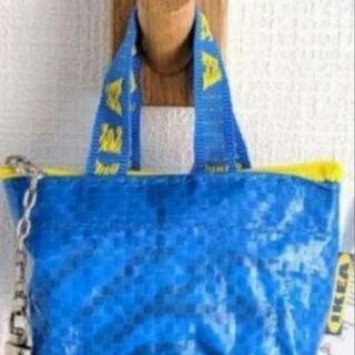 IKEA - イケア新品♥️可愛いです\(^-^)/ミニバッグ キーホルダー ♥️クノーリグ