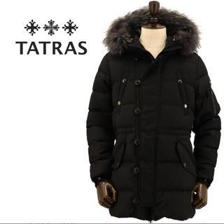 タトラス(TATRAS)の定価16.5万 新品 タトラス Rライン  ミドル丈ダウン ロロピアーナ(ダウンジャケット)