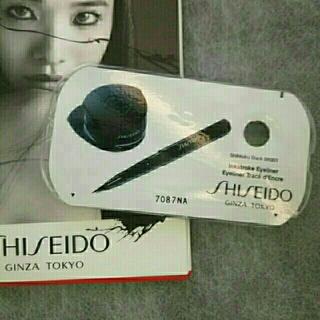 シセイドウ(SHISEIDO (資生堂))の資生堂 アイライナー 黒(アイライナー)