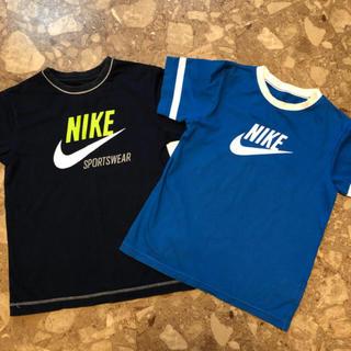 NIKE - NIKE 半袖 Tシャツ 2枚セット 130cm