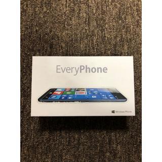 EveryPhone (ホワイト)(スマートフォン本体)
