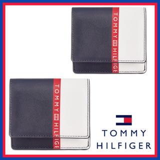 トミーヒルフィガー(TOMMY HILFIGER)の日本未入荷 ★TOMMY トミー スモール ロゴ ウォレット 財布(財布)