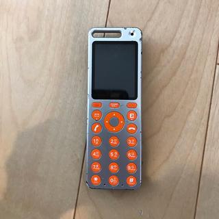 カシオ(CASIO)のカシオ 携帯電話(携帯電話本体)