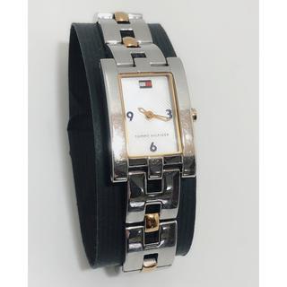 トミーヒルフィガー(TOMMY HILFIGER)のT204 TOMMY HILFIGER 腕時計 T00198 レディースシルバー(腕時計)