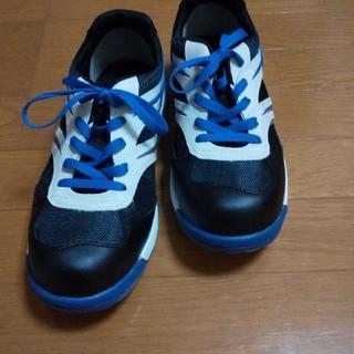安全靴 24.5センチ(スニーカー)