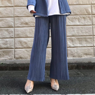 Ameri VINTAGE - PLEAT PANTS 完売品!