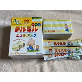森永乳業 - フォローアップミルク