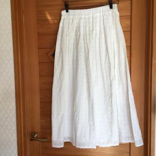 ピュアルセシン(pual ce cin)のピュアルセシン レーススカート(ロングスカート)