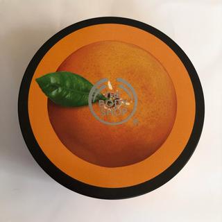 ザボディショップ(THE BODY SHOP)のTHE BODY SHOP サツマ ミカン オレンジ ボディクリーム(ボディクリーム)