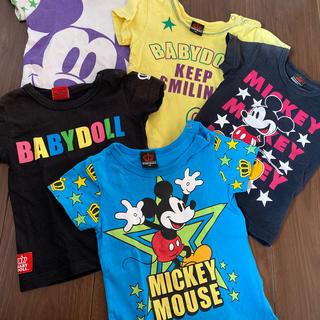 ベビードール(BABYDOLL)のBABY DOLL Tシャツ5枚セット★専用★(Tシャツ/カットソー)