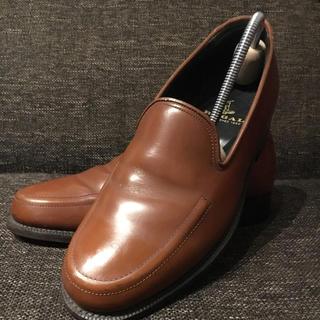 REGAL - リーガル レザー スリッポン 革靴 ローファー 23.5cm