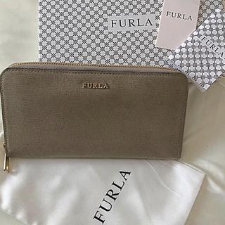 Furla - FURLA フルラ ラウンドファスナー長財布