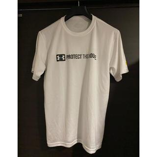 アンダーアーマー(UNDER ARMOUR)のUNDER ARMOUR    アンダーアーマー ティシャツ(Tシャツ/カットソー(半袖/袖なし))