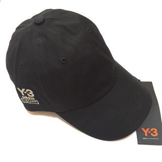 ワイスリー(Y-3)のy3  キャップ  メンズ 新品未使用 限定(キャップ)