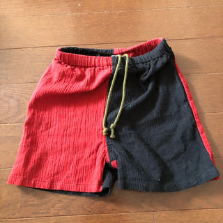 ソウソウ(SOU・SOU)のSOUSOU わらべぎ Sサイズ 半ズボン(パンツ/スパッツ)