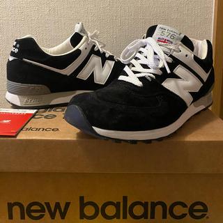 ニューバランス(New Balance)のnew balance M576KGS ブラック(スニーカー)