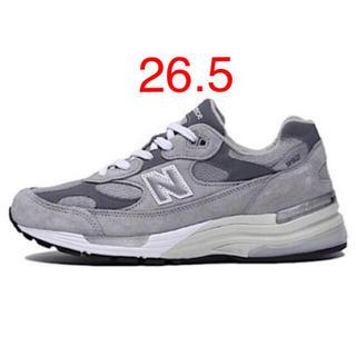 ニューバランス(New Balance)のニューバランス 992(スニーカー)