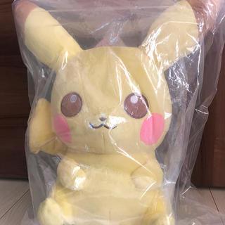 ポケモン - ピカチュウ ぬいぐるみ 一番くじ Pokemon A賞