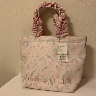 メゾンドフルール(Maison de FLEUR)の新品 花柄バック(ハンドバッグ)