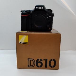 Nikon - ニコン D610 ボディー