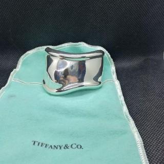 Tiffany & Co. - Tiffany&Co. Bone cuff スモール 右手用 Sサイズ