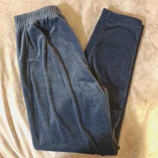 EDIT.FOR LULU - vintage velours pants
