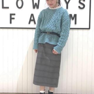 LOWRYS FARM - チェックスカート