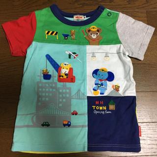 mikihouse - 美品★ミキハウス★プッチーくん豪華Tシャツ