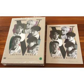 SHINee - SHINee WORLD V DVD ポストカード