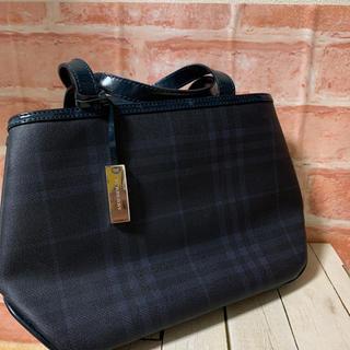 BURBERRY - BURBERRY バーバリー ハンドバッグ トートバッグ バッグ 袋付き