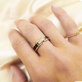 バイカラー指輪(リング(指輪))